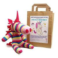 Quality Sock Unicorn Craft Kit by Sock Creatures wholesale