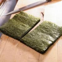 Quality Grade A Sushi Nori Sheets with Half Cut Size for Sushi Roll wholesale