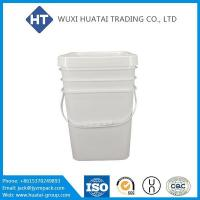China 6 Gallon Plastic Bucket Container on sale