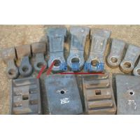 Engineering parts Stone crushing machinery wear resistant alloy fittings