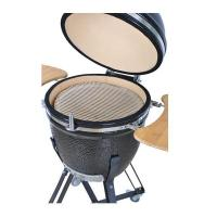 Quality 21 Inches Ceramic Barbecue Grills With Cast Iron Stand wholesale
