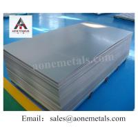 Buy cheap Titanium Plate Heat Exchanger For 0.6mm Titanium Plate from wholesalers