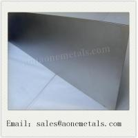 Buy cheap ASTM F67 Gr1 ELI Pure Titanium Sheet For Medical Implant from wholesalers