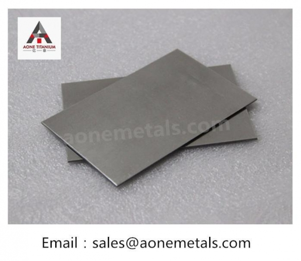 China ASTM F136 Gr5 Medical Titanium Plate