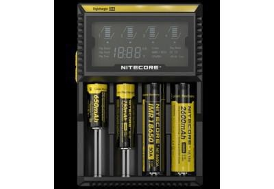 Cheap Genuine Nitecore Digicharger D4 Charger for sale