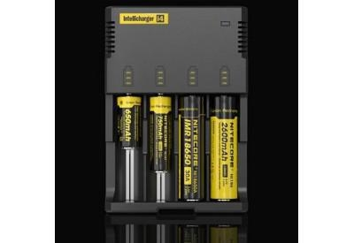 Cheap Genuine Nitecore Intellicharge i4 Charger for sale