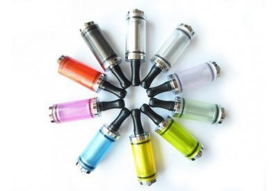 Cheap 6ML Dual Coil Tank DCT Cartomizer / Clearomizer for sale
