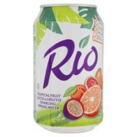 Buy cheap Beverages RIO TROPICAL CAN DRINK 24x330ML from wholesalers