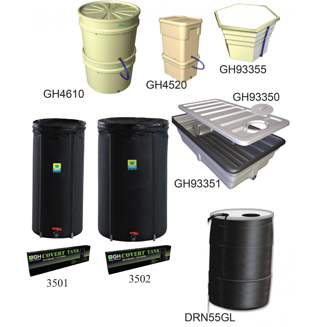 Quality Reservoirs wholesale