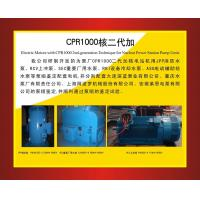 China Electric Motors with CPR1000 2nd-generation Technique for Nuclear Power Station on sale