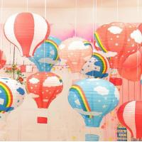 Quality LMPL-005 Hot-Air-Balloon Hot Air Balloon Chinese Paper Lantern wholesale