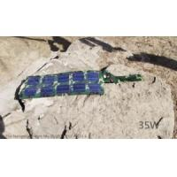 China Multi-purpose Portable 35w Solar Folding Plate Charger for Cell Phone on sale