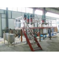 China Latex paint production line complete sets of equipment on sale