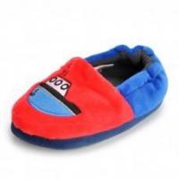 China SLIPPERS Estamico Toddler Boys Girls' Blue Boat Slipper Cartoon Warm Winter House Shoes on sale