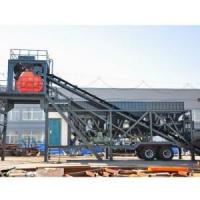 China Mobile Concrete Admixture Mixing Plant on sale