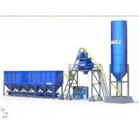 Buy cheap HZS35 Concrete Admixture Batching Plant from wholesalers