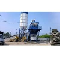 Buy cheap Hopper Lift Mini Concrete Batching Plant from wholesalers