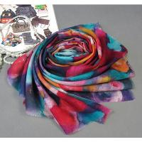Quality Top Quality Wool Scarves/Shawls Model: SFSJSYM015 wholesale
