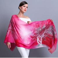 Quality Top Quality Wool Scarves/Shawls Model: SFSJSYM026 wholesale