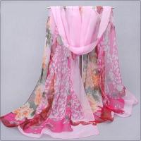 Buy cheap Fashion Scarves Multi Colors Pretty Cheap Summer Scarves for Sale Model: SFSNQFQ052 from wholesalers