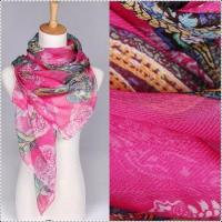 Quality Fashion Scarves 2014 New Multi Colors Red Shawl Scarves Online Store Model: SFSNQFX001 wholesale