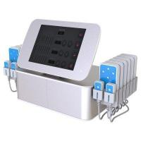 Quality Lipo Laser Treatment Double Band Cellulite Removal Beauty Machine wholesale