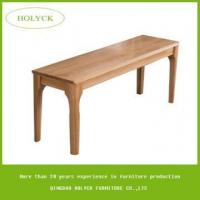 Quality solid wood benches for dining room table wholesale