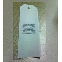 Hang tags Transparent film tags
