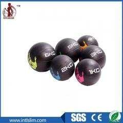 Cheap Gym Ball Color Rubber Medicine Ball for sale