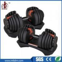 Cheap Dumbbell Automatic Adjustable Dumbbell for sale