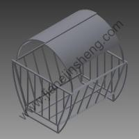 Feed Cradle with Lid