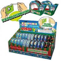 Quality DT-427 DISPLAY BOX OPP Printed Tape with Paper Dispenser in Display Box wholesale
