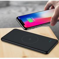 China Wireless Power Bank Charger Portable Battery Charger 10000mAh on sale