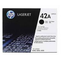 Quality HP Black Toners HP Q5942A(HP 42A) Genuine Black Toner Cartridge wholesale