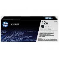 Quality HP Black Toners HP 2612A (HP 12A) Genuine Black Toner Cartridge wholesale