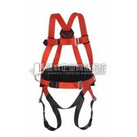 Outdoor Harnesses & Climbing Harnesses 100% Polyester safety harness and lanyard