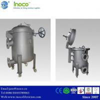 Quick Open Bag Filter Housing Oil Purification Systems