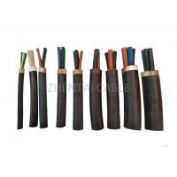 General rubber sheath cable