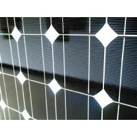 Quality Photovoltaic products Single crystal silicon cell plate wholesale