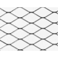 Buy cheap Steel Expanded Metal Sheet With Galvanized and PVC Coated Surface from wholesalers