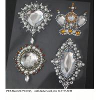 Cheap Paper items Selfadhesive bling for sale
