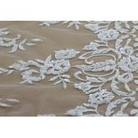 Quality Bridal Lace Fabric Chantilly Lace Fabric Bridal Lace Fabric (W9026) wholesale