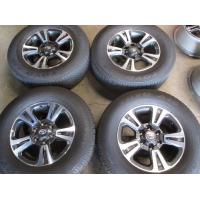 Quality Wheels Tire Sets Four Used 2017 Toyota Tacoma factory 17 Wheels Tires OEM Rims 75193 265/65/17 wholesale