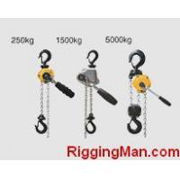China Subminiature Hand Chain Lever Hoist on sale