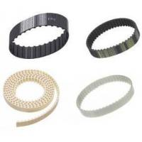 China Round Tooth Timing Belt on sale