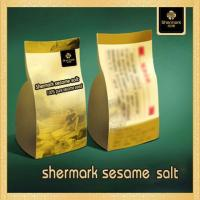 Quality Customizable Packaged Sesame Salt Produced from Rich Sesame Land wholesale