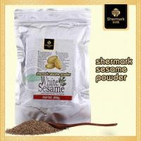 Buy cheap Drink Hot Water Brew Facilitate White Sesame Powder in Separate Packets Which You Can Put in Sugar from wholesalers