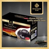 Buy cheap Hot Black Sesame Drink with Milk Grows Health from wholesalers
