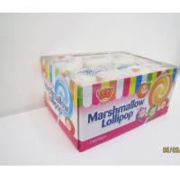 China Pink Blue White Marshmallow Candy , 11g Colored Marshmallow Lollies With Sweet Llavor on sale