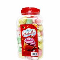 China Mini Cake In Jar Nice Taste Marshmallow Sweets , Funny Shape And Colorful on sale
